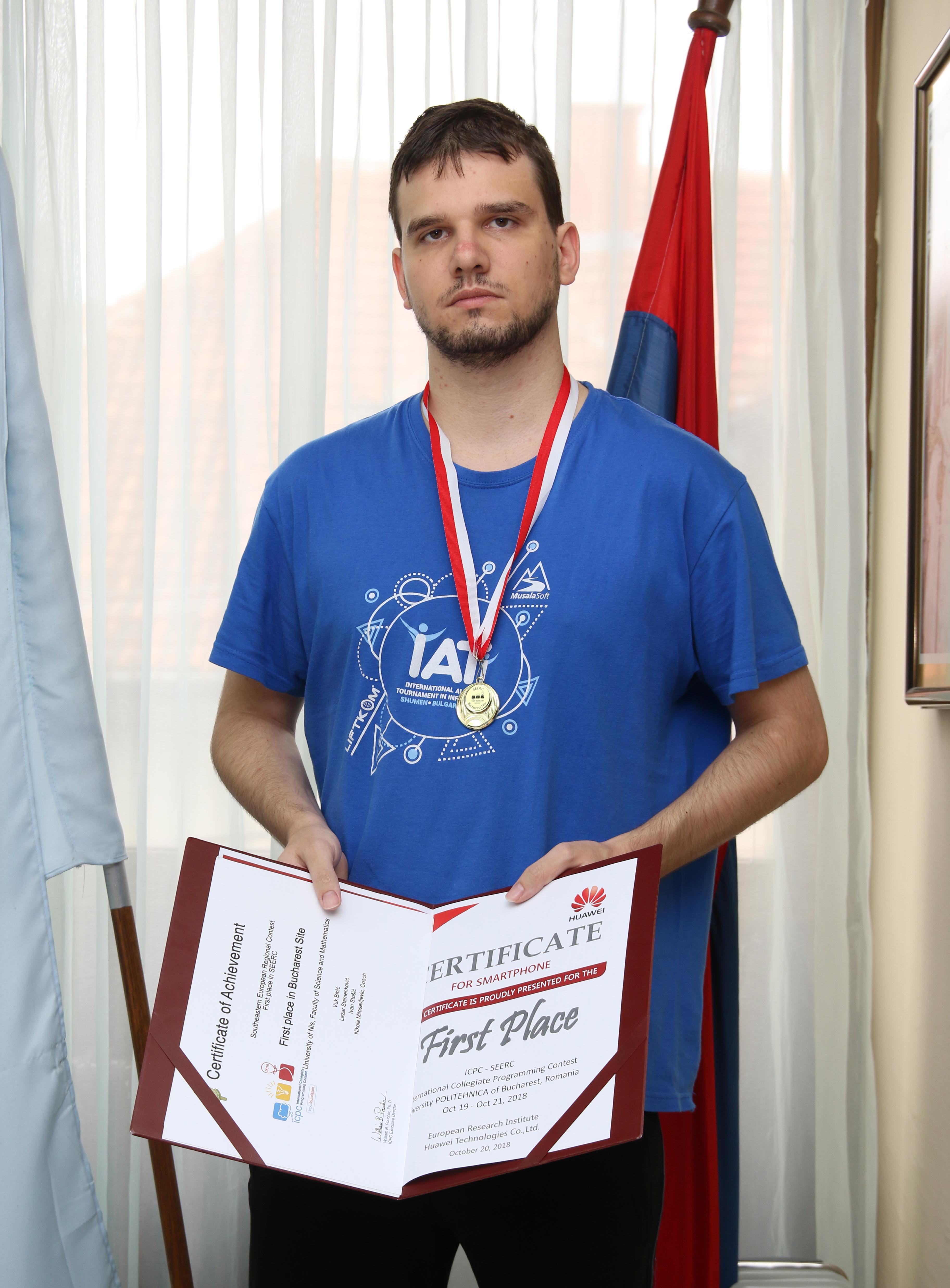 Ivan Stošić, kapiten ekipe